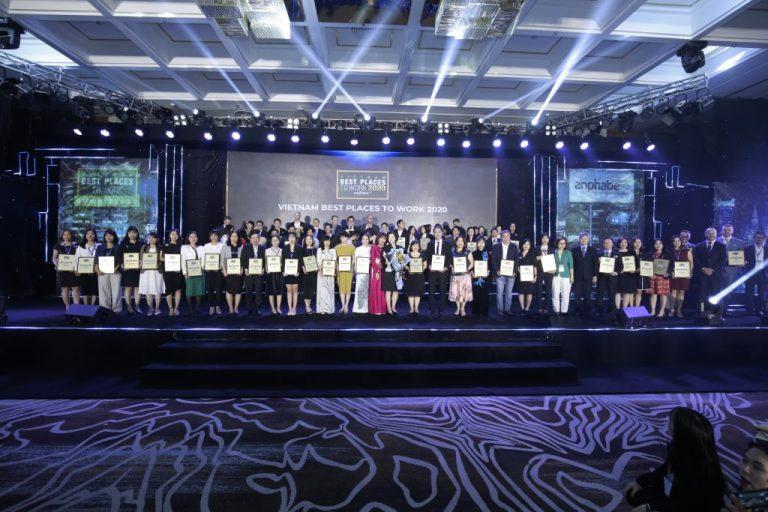 Nơi Làm Việc Tốt Nhất Việt Nam 2020